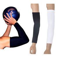 1 Piece Arm Sleeve Cover armband Sport Skins Stretch UV Sun Bike Golf basketball
