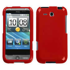 HTC FREESTYLE F5151 AT&T HARD CASE SOLID RED