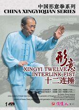 China Xingyiquan Series - Xingyi Twelve Interlink Fist by Zhang Jianping Dvd