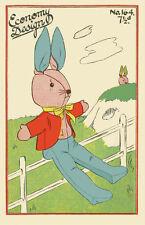 Vintage Reproduction Rabbit Economy Design Pattern No.164