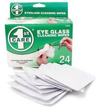 96 x Eye Glasses Cleaning Wipes pre moistened Computer Optical Lens cleaner
