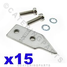 ONLY £4 EACH & NEXT DAY - PACK x 15 NEW BONZER COMMERCIAL TIN CAN OPENER BLADES