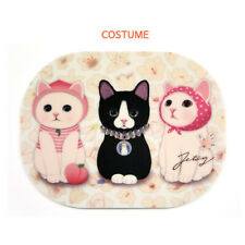 1pcs Jetoy Kitty Friends Mouse Pad Room Desk Decoration Office School Supplies