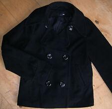 * NEU * Winterjacke H&M schwarz  L 42