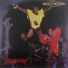 "12"" LP-imagination-SCANDALOUS-k2627-Slavati & cleaned"