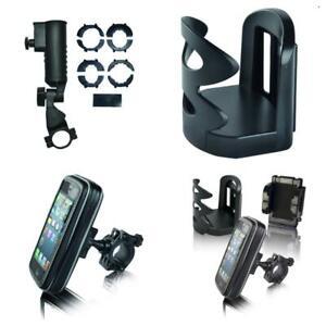 Longridge Universal Trolley Accessories. Umbrella Holder Cup Holder GPS Holder