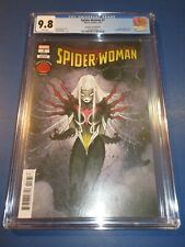 Spider-Woman #7 Momoko Variant CGC 9.8 NM/M Gorgeous Gem Wow