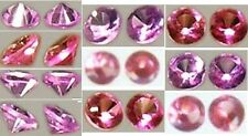 Russian Handcrafted Natural Tanzanian Purple to Pink Color Change Alexandrite
