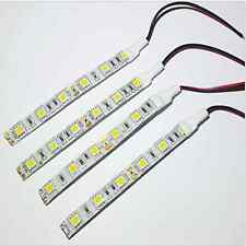 1X 10cm 5050 LED Strip Light 12V Car Caravan White Blue Red Yellow  Waterproof