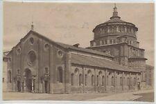 PHOTO PESENTI GENOVA ITALIA ITALIE / MILAN MILANO / 1894 EGLISE STE MARIA GRAZIE