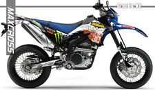 YAMAHA WR250R WR250X ALL YEARS MAXCROSS GRAPHICS KIT DECALS STICKERS FULL KIT36