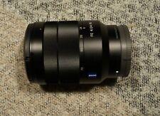 Sony Vario-Tessar T FE 24 - 70 mm F4 ZA OSS Objectif E-mount 35 mm Full Frame