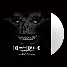 Hideki Taniuchi & Yoshihisa Hirano - Death Note Exclusive Clear Color Vinyl LP