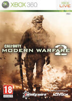 Call of duty Modern warfare 2 MW2 pour console Xbox 360, jeu vendu en loose