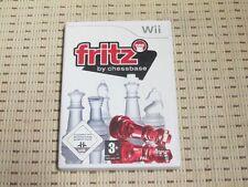 Fritz By Chessbase für Nintendo Wii und Wii U *OVP*