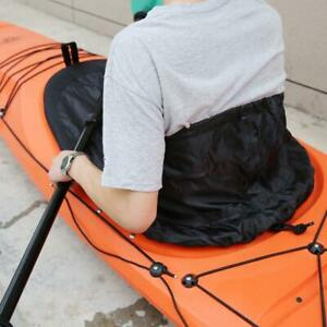 Waterproof Kayak Canoe Boat Spray Skirt Deck Adjus Sprayskirt Large Cockpit❤B