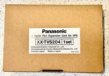 Panasonic KX-TVS204  4 port expansion card NEW