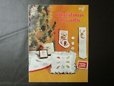 Gloria & Pat Counted Cross-Stitch Patterns: CHRISTMAS COUNTS 1978