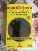 Agatha Christie Verso l'ora zero - i classici del giallo Mondadori n. 931