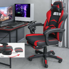 Gaming Chair Office Chair PC Desk Chair Racing Game Chair Computer