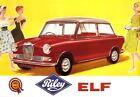 Riley Elf Car Jumbo Fridge Magnet (N)