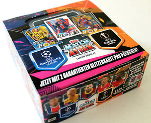 Topps Match Attax Champions League 2020/2021 20/21 Box Display 30 Bags Booster