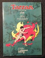 1993 TARZAN IN COLOR v.2 by Hal Foster HC/DJ VF-/FN- 2nd Flying Buttress NBM