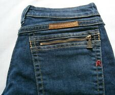 Replay Women's Jeans Dark Blue Denim Size W26 L32