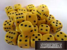 Juegos de mesa de color principal amarillo