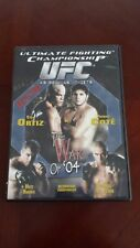 UFC 50 - The War Of '04 DVD, 2005 Tito Ortiz MMA Ultimate Fighting Championship