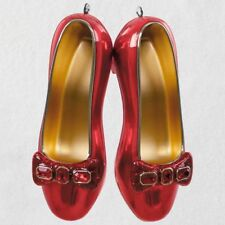 The Wizard of Oz™ Ruby Slippers™ Metal 2018 Hallmark Ornament