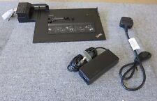 Lenovo 75Y5728 75Y5729 Thinkpad Mini Dock Plus Series 3 Docking Station New