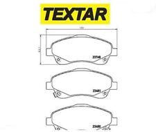 2376802 Kit pastiglie freno, Freno a disco (TEXTAR)