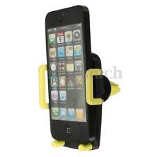Supports de GPS jaunes pour téléphone mobile et PDA Apple