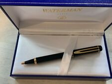 Waterman Man 100 Black GT Ballpen