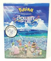 Pokemon The Movie The Power of Us Blu-ray (2019) NEW Sealed