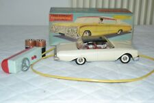 Tin Toy Ford Compact  Fernsteuerung west germany ANNI 60 lunga 26cm