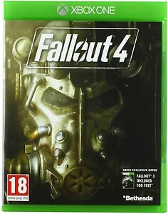 Fallout 4 (Xbox One) ** Brand New & Sealed ** Microsoft Xbox Game ** FAST P&P **
