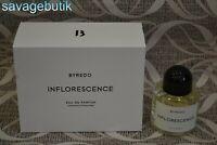 BYREDO INFLORESCENCE Eau de Parfum 3.3FL.oz |100 ml unisex.