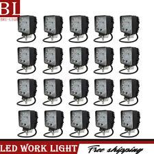 20X27W 12V 24V LED Work Light Spot Light For OffRoad ATV SUV   Truck/Flood