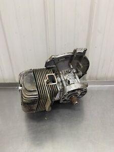 Ski Doo Rotax 277 Citation Single Cylinder Snowmobile Engine Motor Runs Great!