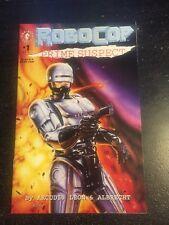 Robocop:Prime Suspect#1 Incredible Condition 9.0(1992) Nelson Cover!!