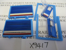 Hornby X9417 Class 50 Louvres / Doors Set Right & Left Hand (NSE)