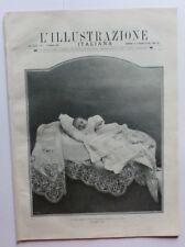 ILLUSTRAZIONE ITALIANA N.1/1908 - SAVOIA - PIACENZA