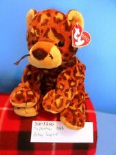 Ty Pluffies Pokey the Leopard 2003(310-3200)