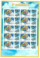 Bloc Feuillet 2000 N°F3365 Timbres France Neufs - 3ème millénaire