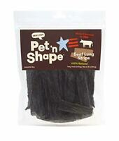 Pet 'n Shape Beef Lung Dog Treats  Made and Sourced in The USA - All Natural H..