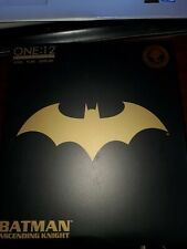 Mezco One:12 Ascending Knight All Black Batman Day Exclusive
