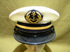 Casquette officier marine nationale french Navy cap officer