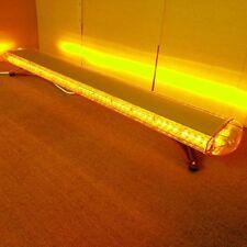 "55""104 LED Wrecker Beacon Flashing Recovery Emergency Strobe Amber LED Lightbar"